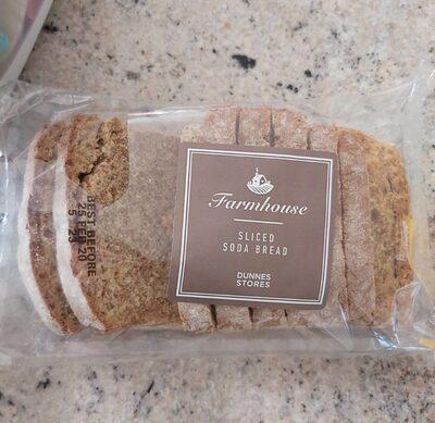 Sliced soda bread - Product - en