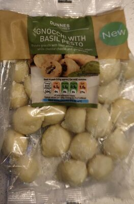 Gnocchi with basil pesto - Product - en