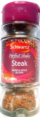 Steak herb and spice blend - Product
