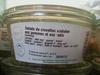 Salade de Crevettes Acidulée aux Pommes et aux Radis - Produit