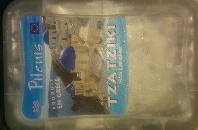 Tzatziki salade - Product - fr