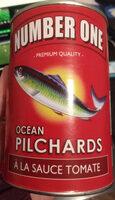 Océan Pilchards à la sauce tomate - Produit - fr