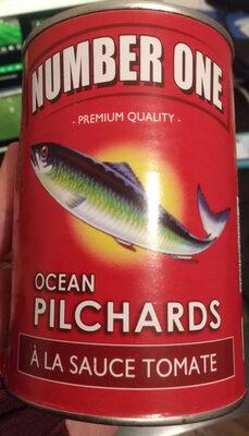 Océan Pilchards à la sauce tomate - Product