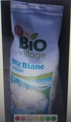Riz blanc long grain - Produit