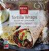 Tortilla Wraps Weizen mit Leinsamen - Produkt