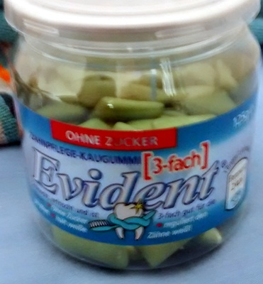 Evident - Produkt