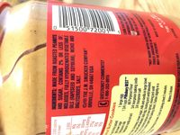 Jif Creamy Peanut Butter - Ingredients