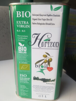 Horizon Organic Virgin Olive Oil - Product