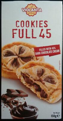 Cookies full 45 - Производ - en
