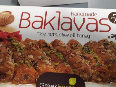 Baklavas - Product - fr