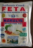 Authentic Greek Feta - Produit