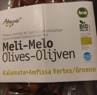 Meli mélo olives olijve - Product - fr