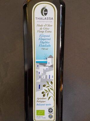 Huile d'olive de Grèce - Produit - fr