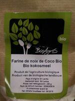Farine de noix de coco bio - Produit - fr