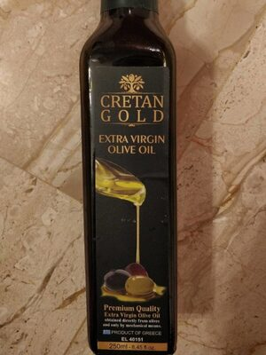 Extra virgen olive oil - Producto - es