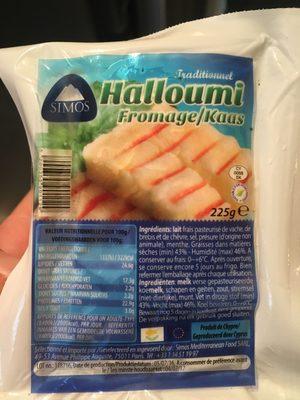 Halloumi - Product - fr