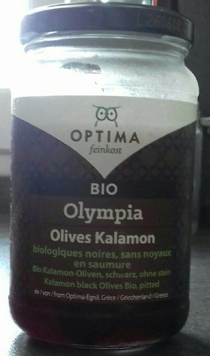 Olives kalamon - Produit - fr