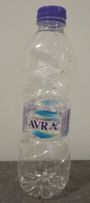 Natural mineral water - Προϊόν