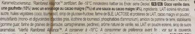 King Cone Vanille - Ingrediënten - fr
