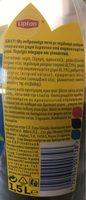 Lemon Ice Tea - Ingredients - fr