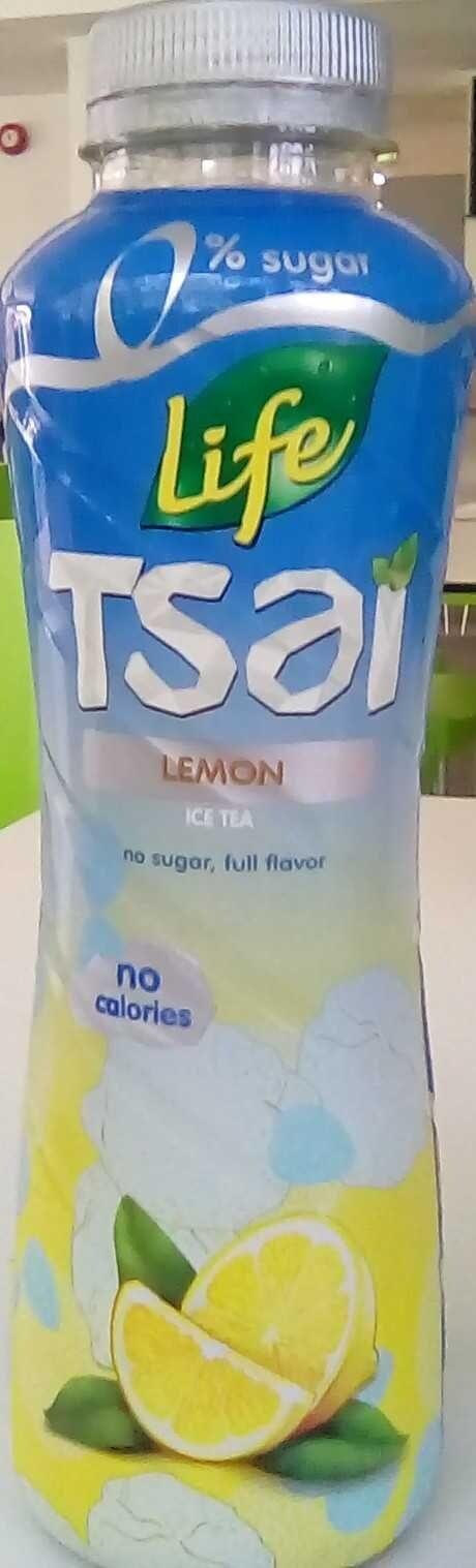 Life Tsai Lemon Ice Tea - Προϊόν - en