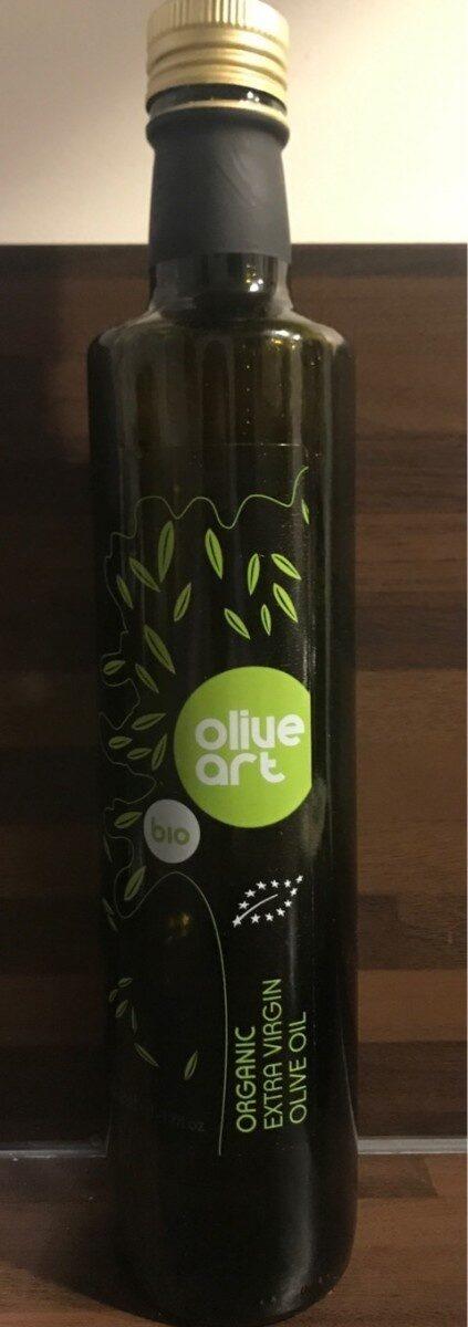 Huile d'olive vierge extra biologique - Product - fr