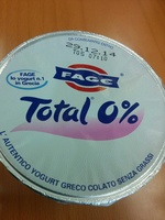 Fage Total - Producto