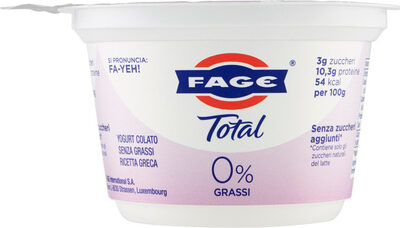 Fage Total - Producto - it