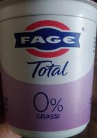 Total 0% grassi - Prodotto - it