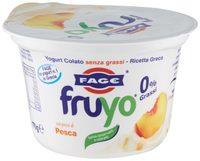 Fruyo Peach 170G - Product - fr