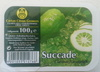 Succade (citronat) - Product