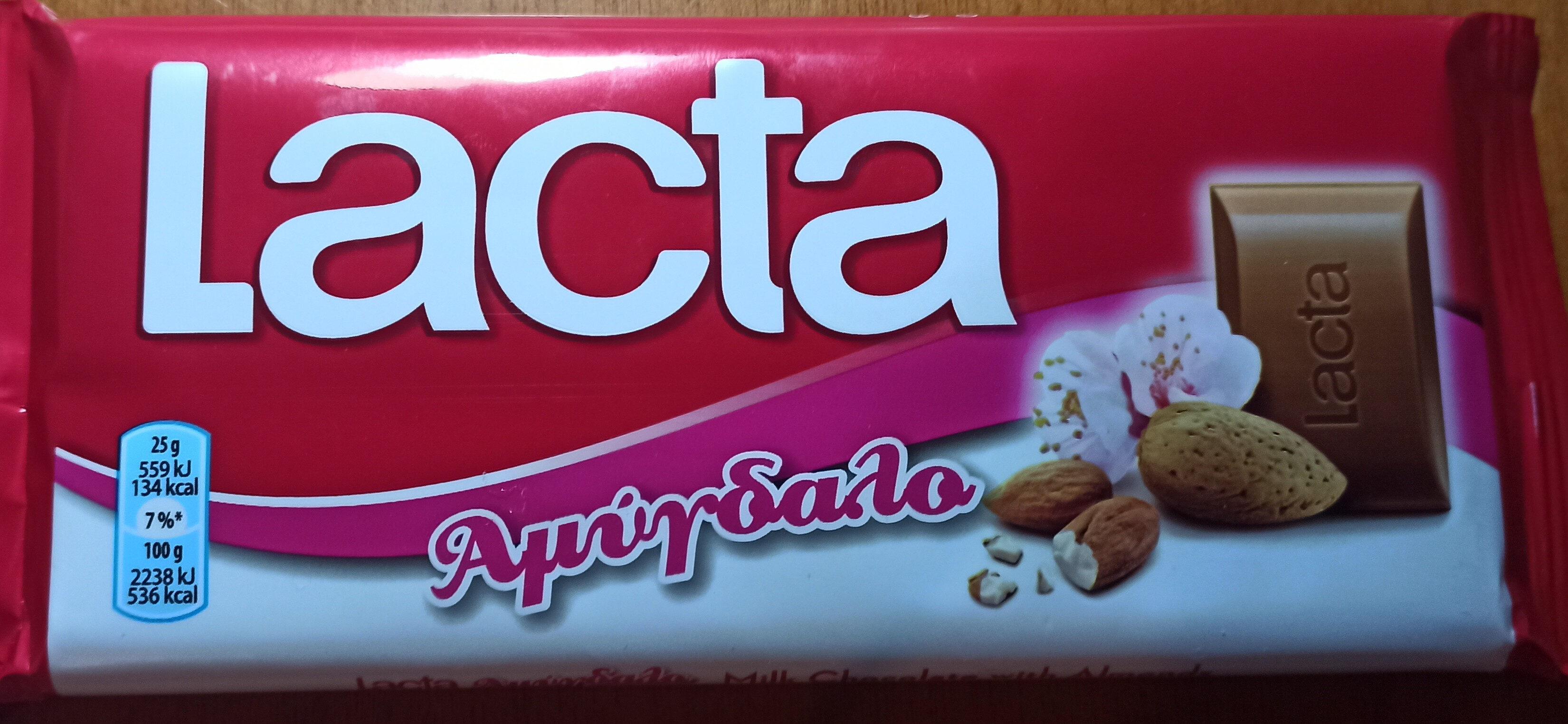 lacta Αμύγδαλο - Produit - el