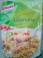 Risonatto Milanaise Parboiled rice with mushrooms and onion - Προϊόν - en