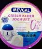 Griechischer Joghurt 0% Fet - Product