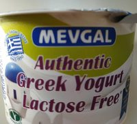 Greek yogurt - Product