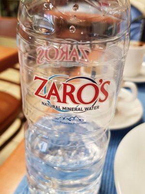 Zaro's - Προϊόν
