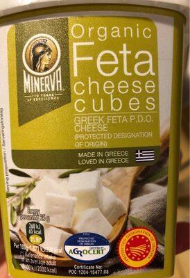 Feta cheese cube - Product - fr