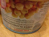 Greek island chickpeas - Product