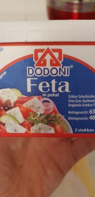 Dodoni 400G Greek Feta Cheese - Produit
