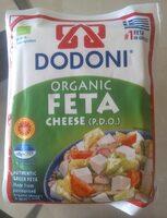 Dodoni Organic Feta Cheese 200G - Product - es