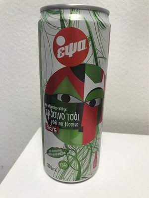 Epsa Green Tea Lemon With Pomegranate & Sour Cherry Light 330ML - 1