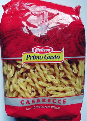Makaron z semoliny z pszenicy durum - Product