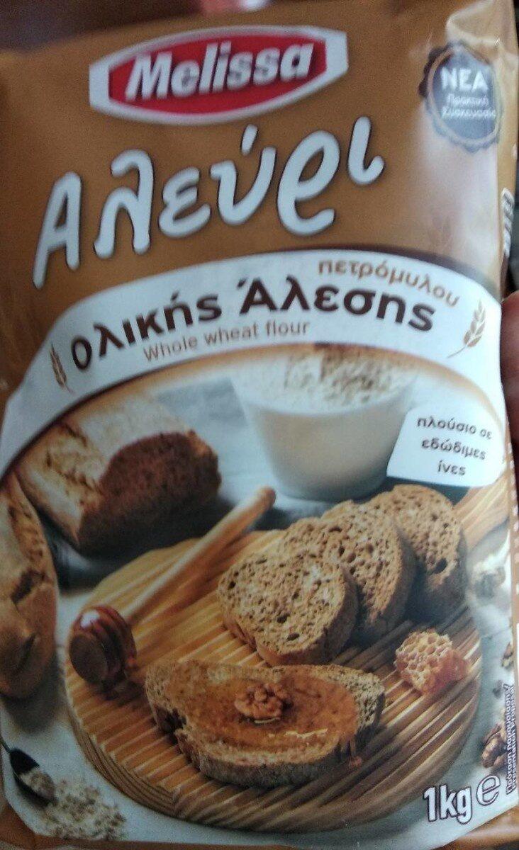Whole wheat flour - Προϊόν - fr