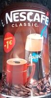 Nescafe Classic - Product - el