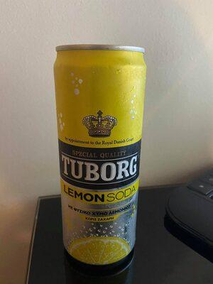 LEMON SODA - Produit - el
