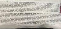 7 Days Rogalik Wi?nia / Wanilia 80G - Ingredients