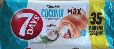 Double coconut - Продукт - en