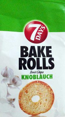 Bake Rolls Knoblauch - Produkt - de