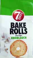 Bake Rolls - Product - en