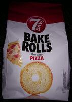 Brot Chips Pizza - Produkt - de
